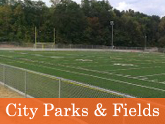 City Parks & Fields