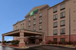 Holiday Inn Express Hotel Suites 95 Rhl Boulevard South Charleston Wv 25309