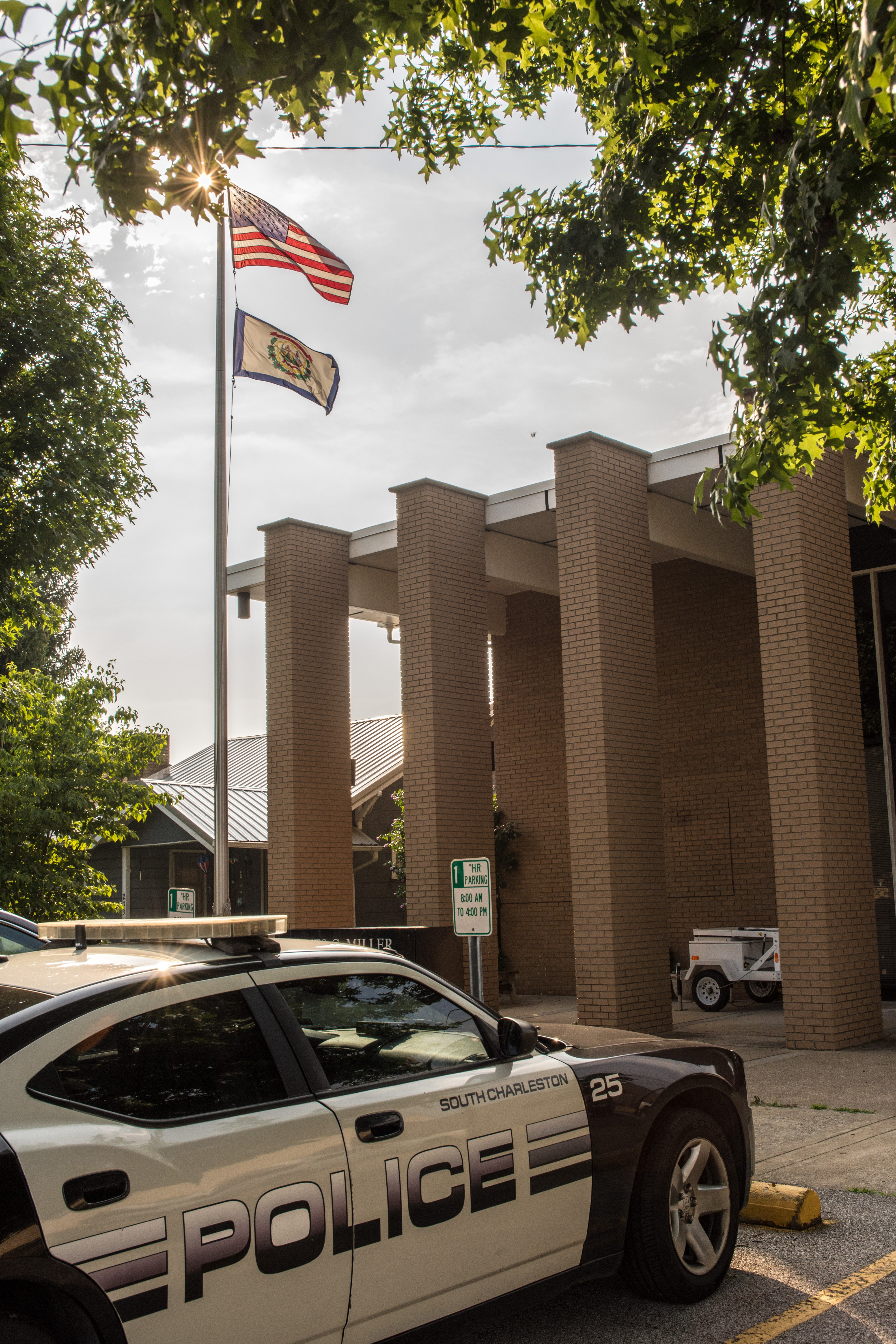 Police Department - City of South Charleston