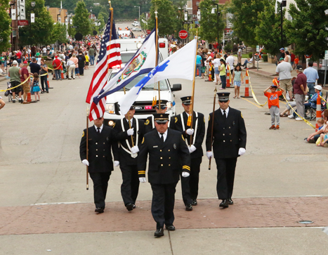 Armed Forces Day Parade Photo