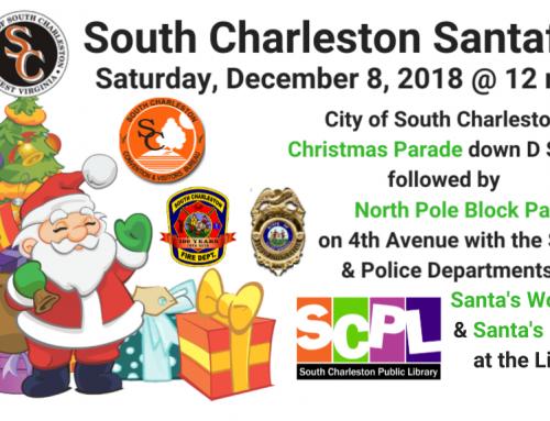 South Charleston Santafest 2018