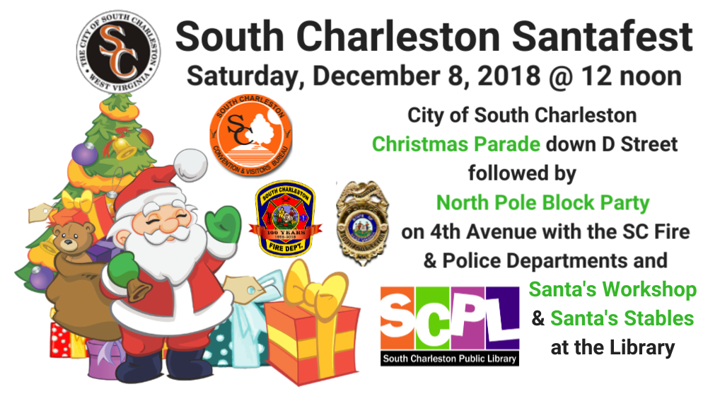 South Charleston Christmas Parade 2020 2018 Christmas Parade   City of South Charleston