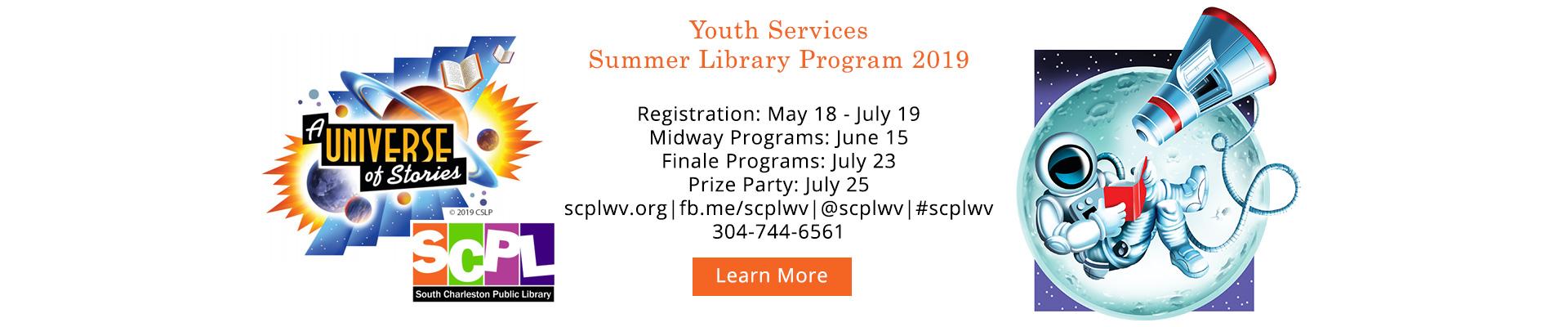 Summer Library Program 2019