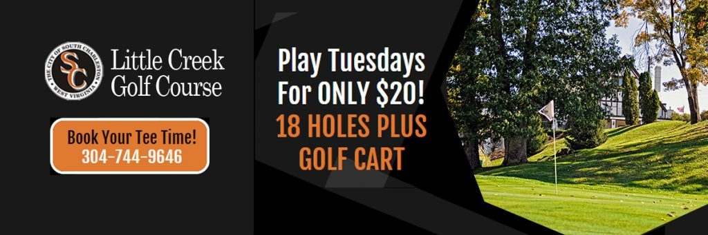 Little Creek Golf Course Play Tuesdays for $20