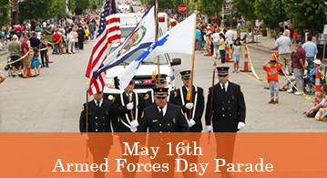60th Annual Armed Forces Day