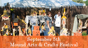 Arts and Crafts Mound Festival