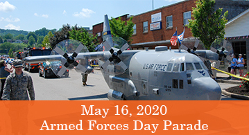 Armed Forces Day, May 16th