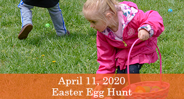 Easter Egg Hunt, April 11th