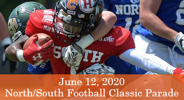 North/South Football Classic Parade, June 12th