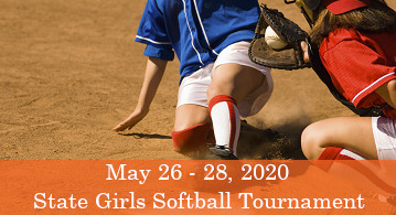 State Girls Softball Tournament, May 26-28th