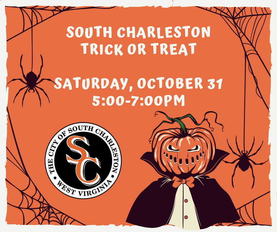 South Charleston Trick or Treat